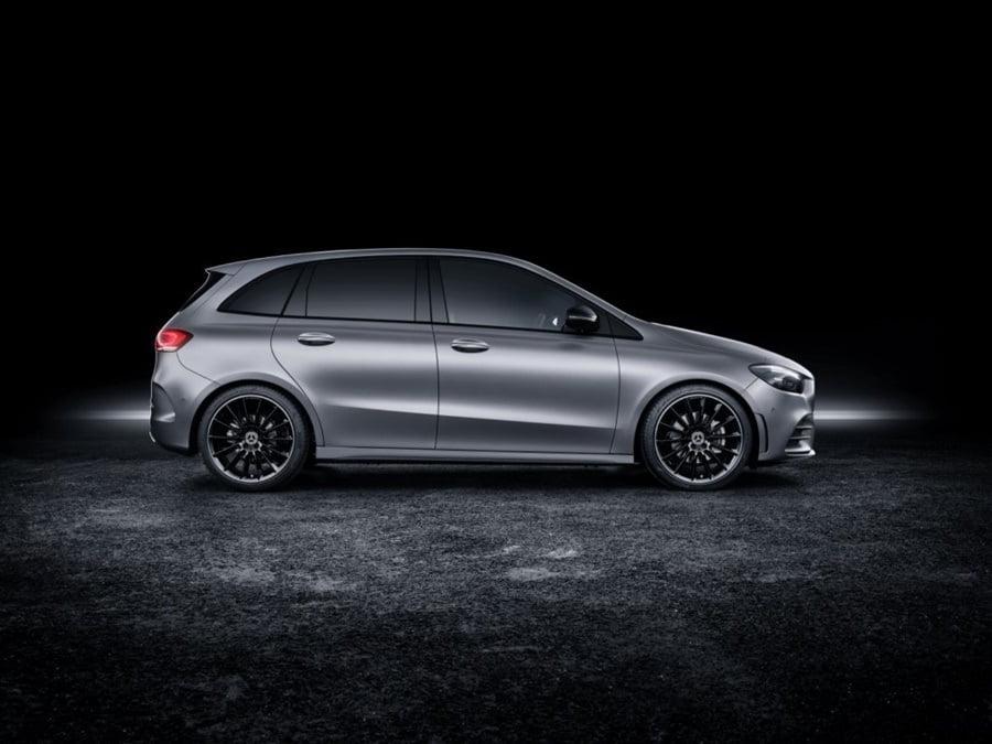 Nuevo Mercedes Clase B 2019: el monovolumen premium se ...