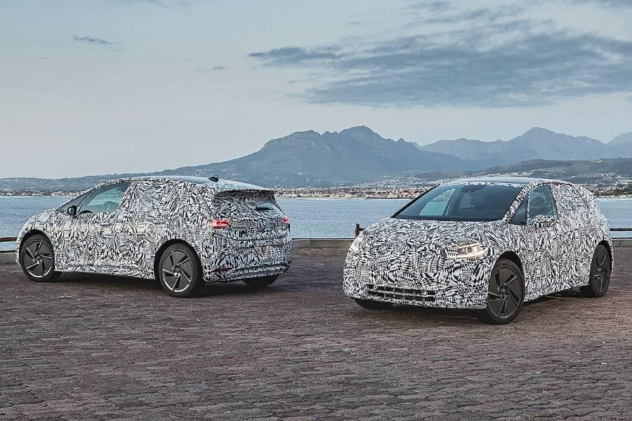 El 'Golf eléctrico' se llamará Volkswagen ID.3