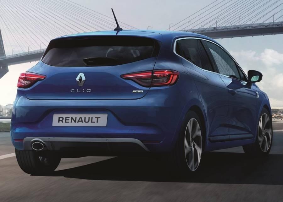 Renault Clio 2019: más cambiado de lo que parece en su quinta generación