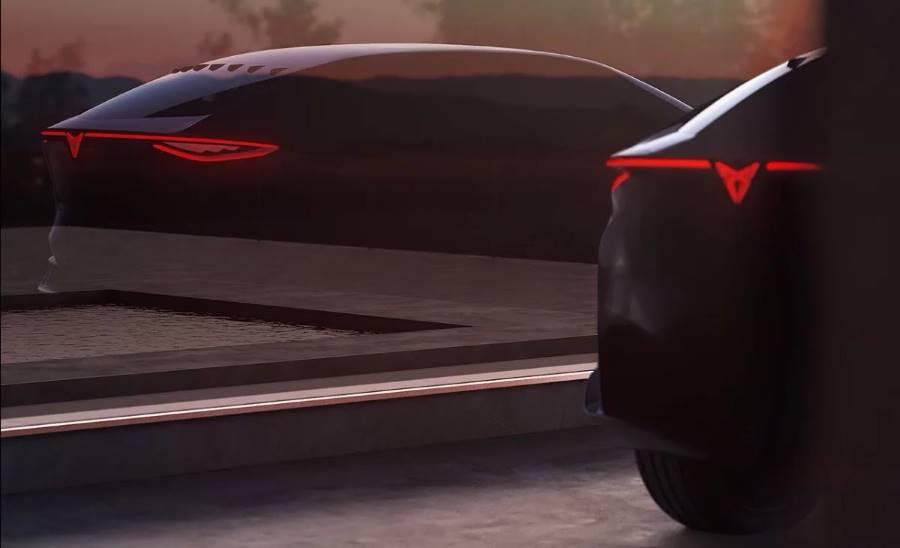 CUPRA adelanta su nuevo SUV 100% eléctrico y deportivo