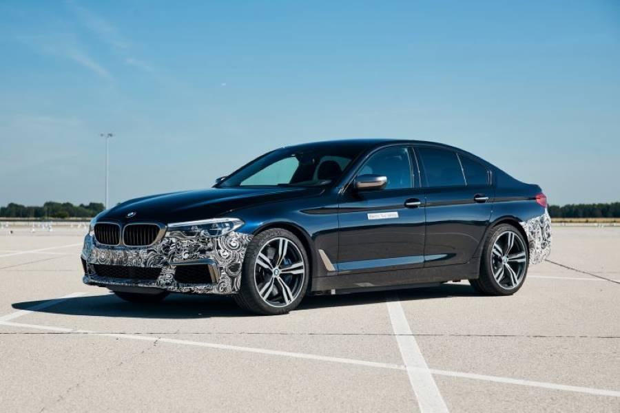 Aseguran que habrá un BMW Serie 5 100% eléctrico en 2023