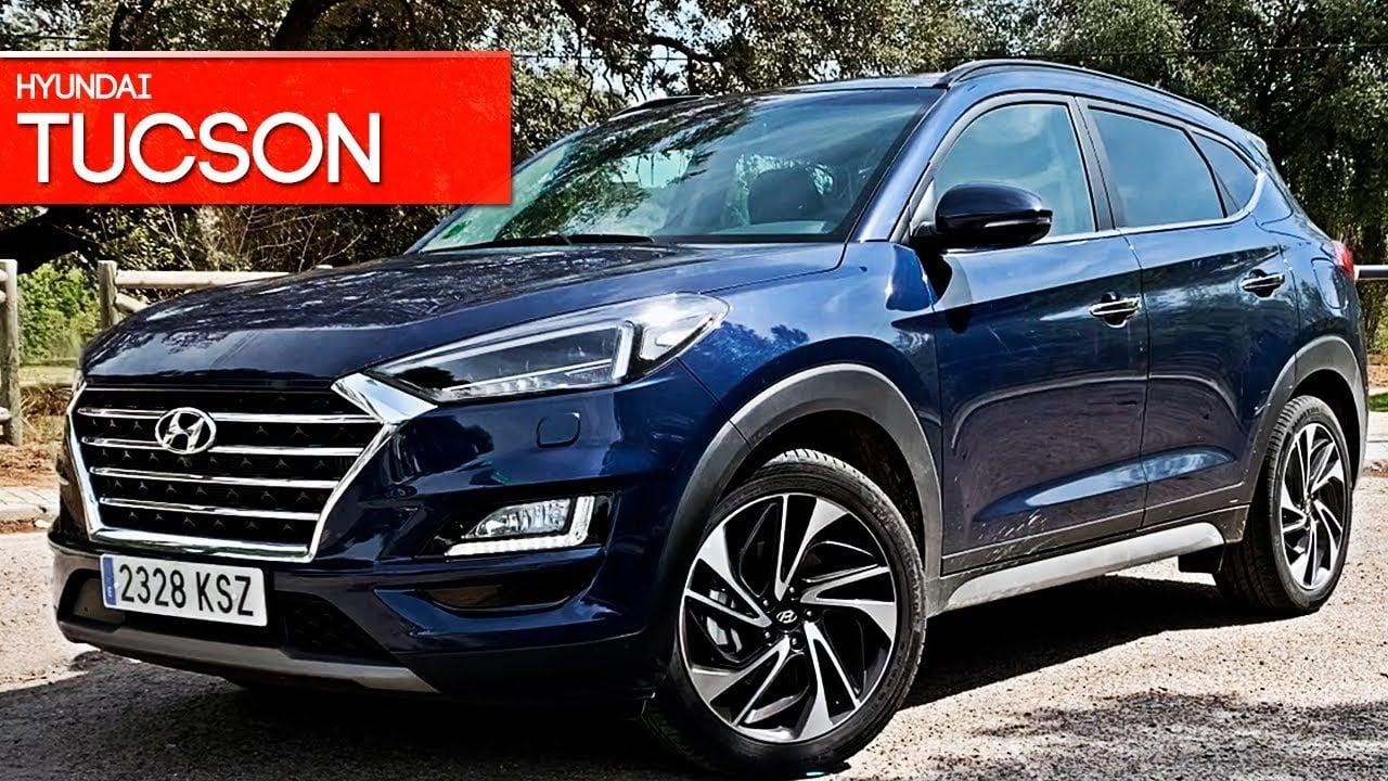 Hyundai Tucson 2019: rejuvenecido, pero igual de convincente