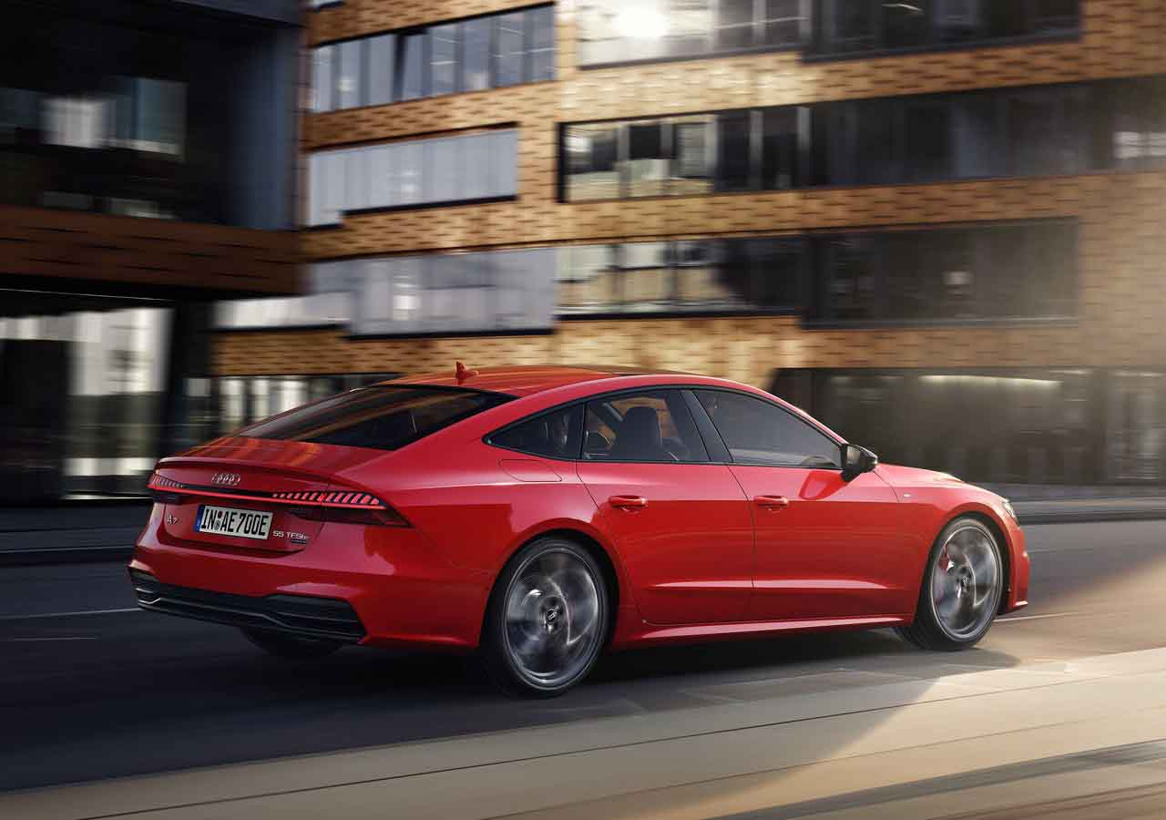 ¿Audi e híbrido? Estas son las opciones que puedes comprar